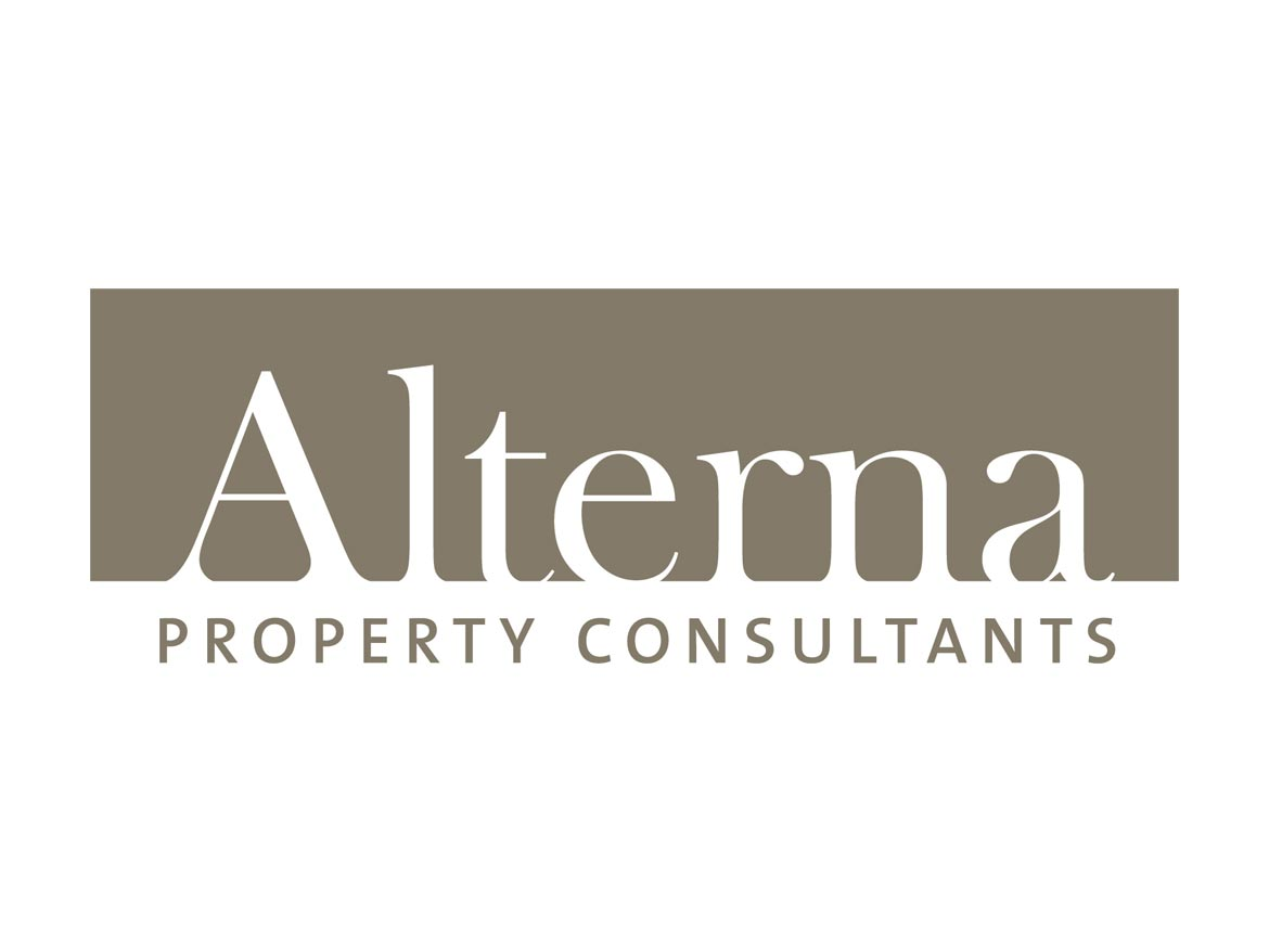 Alterna Property Consultants Logo Design