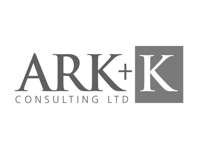 Ark+K Consulting Logo Design