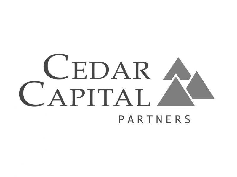 Cedar Capital Partners Logo Design