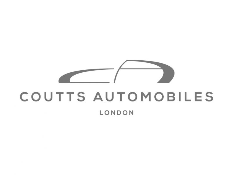 Coutts Automobiles Logo Design