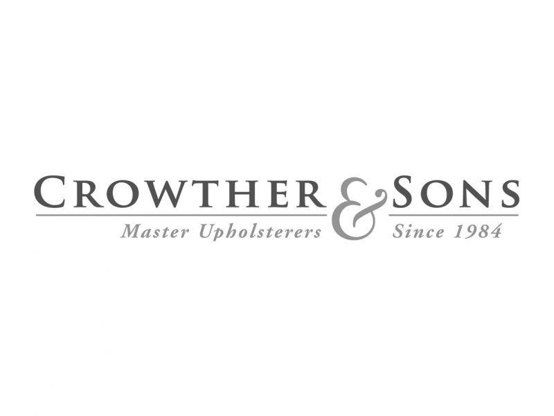 Crowther and Sons Logo Design