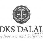 DKS Dalal Solicitors Logo Design