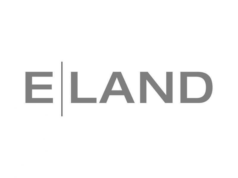 E-Land Fashion China Logo Design