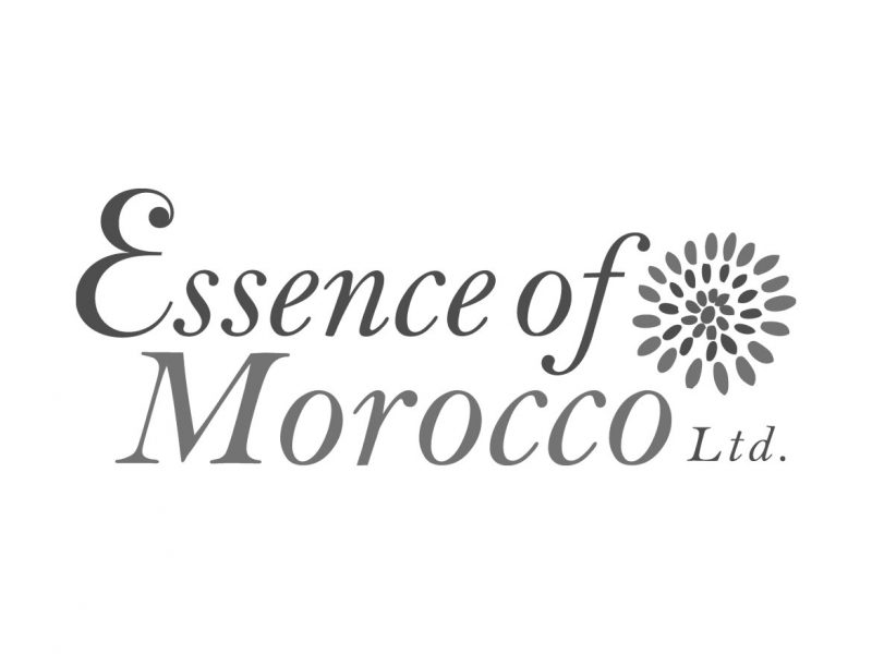 Essence of Morocco Logo Design