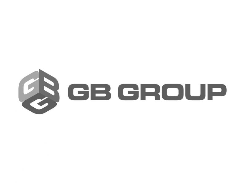 GB Group Logo Design
