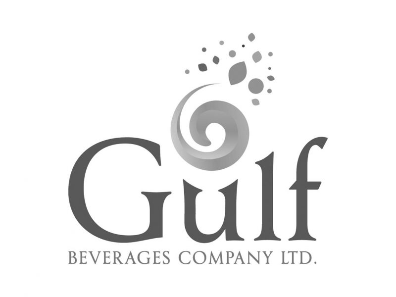 Gulf Beverages Logo Design