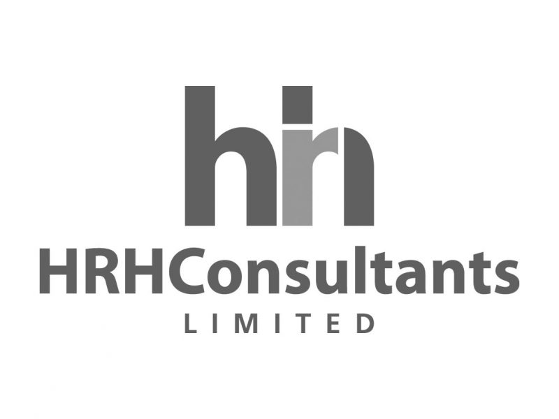 HRH Consultants Logo Design