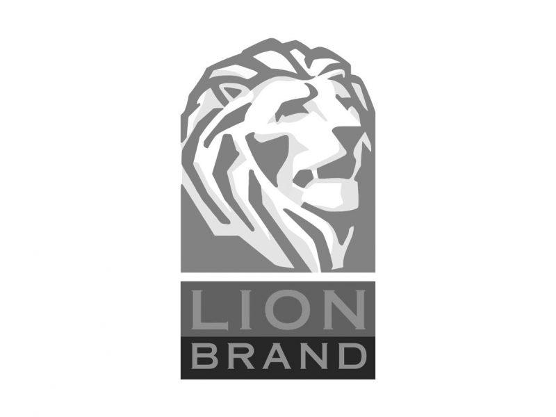 Lion Brand Logo Design