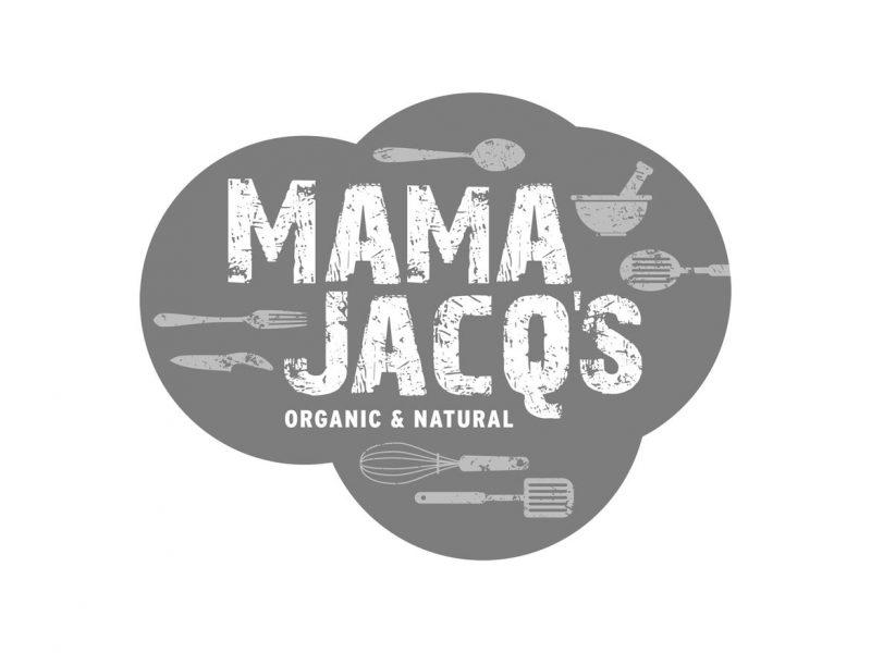 Mama Jacqs Logo Design