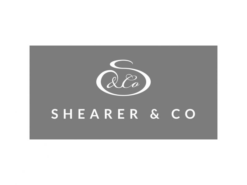 Shearer Co Logo Design