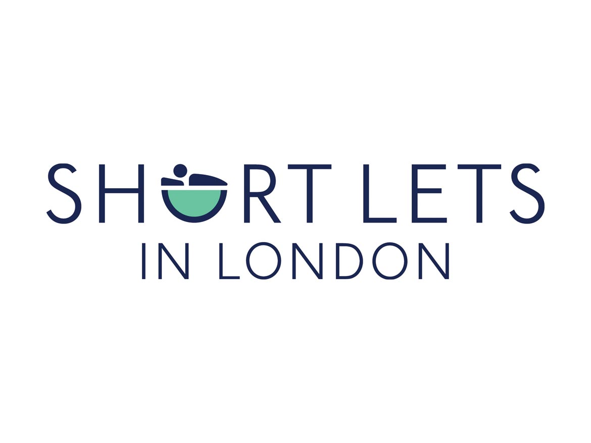 Short Lets in London Logo Design