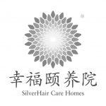 SilverHair Care Homes Logo Design