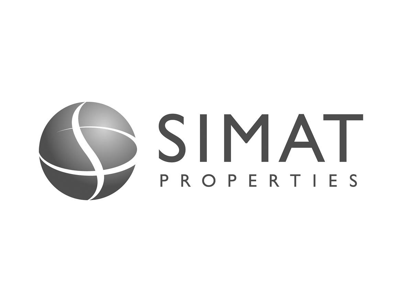 Simat Properties Logo Design