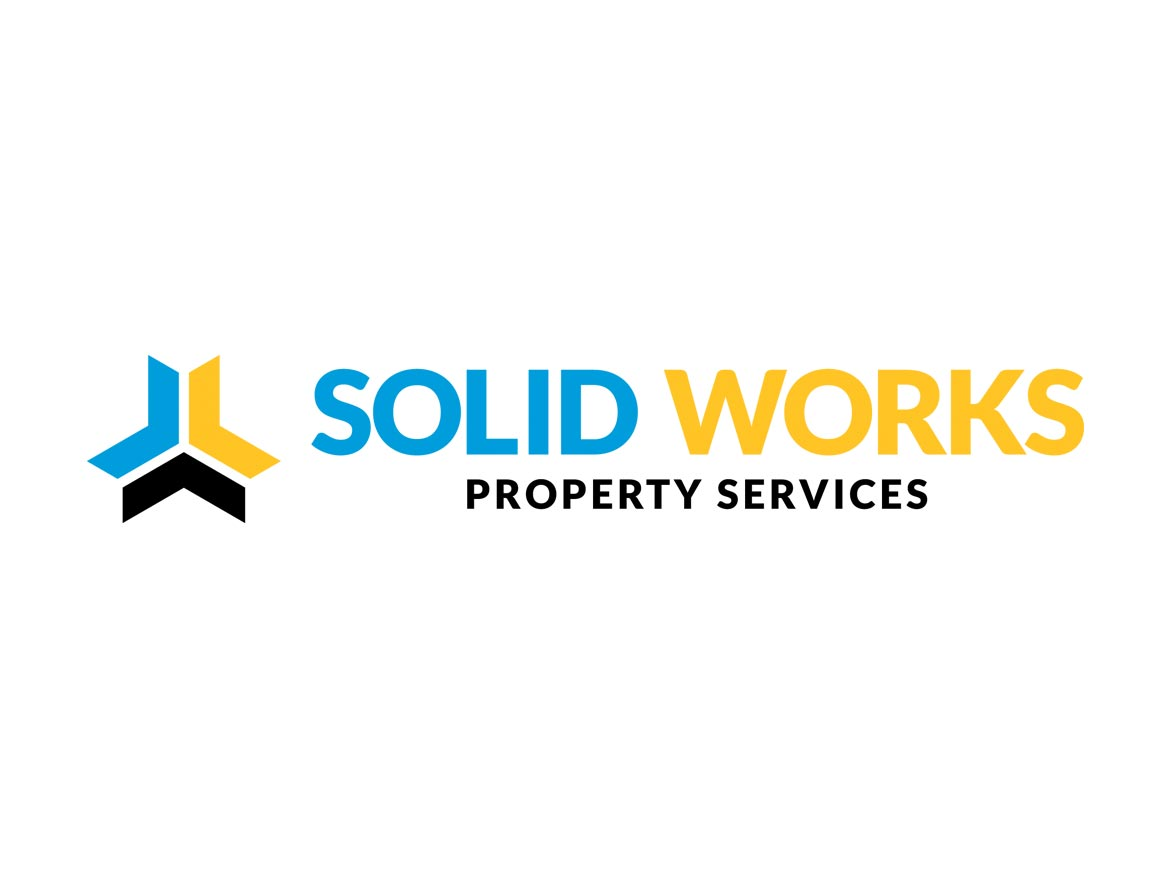 Solid Works Logo Design