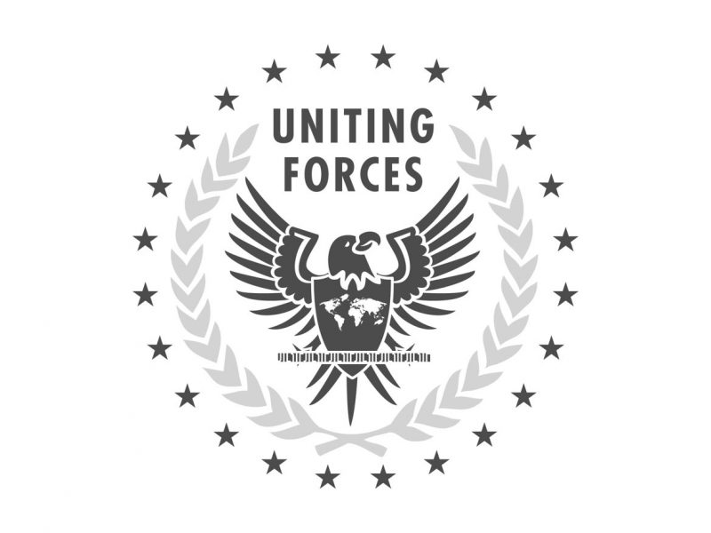 Uniting Forces Logo Design