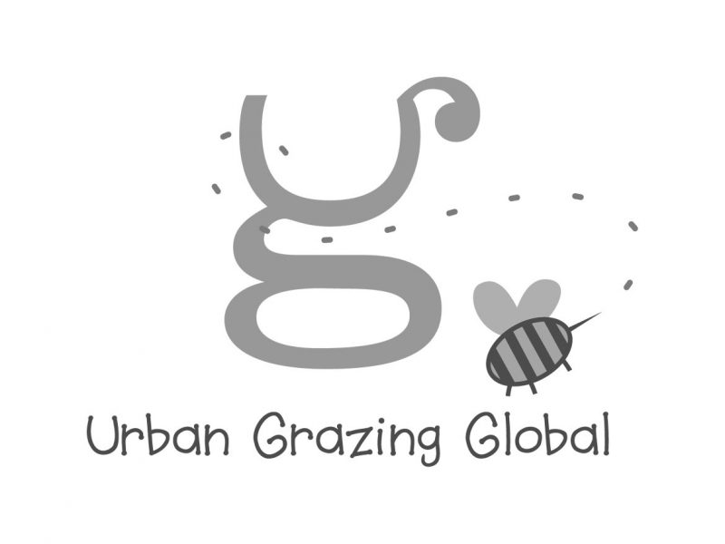 Urban Grazing Global Logo Design
