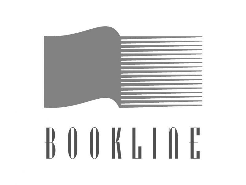 Bookline Logo Design
