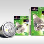 Eton International LED Light Packaging Design