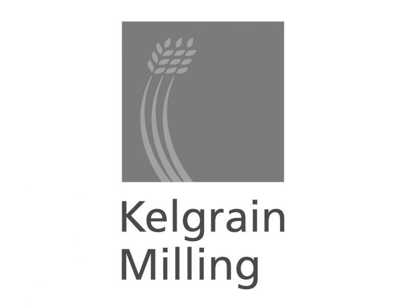 Kelgrain Milling Logo Design