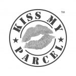 Kiss My Parcel Logo Design