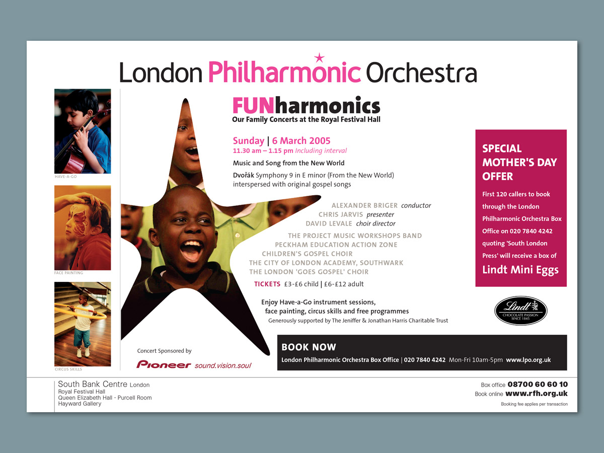 LPO Advertising Design