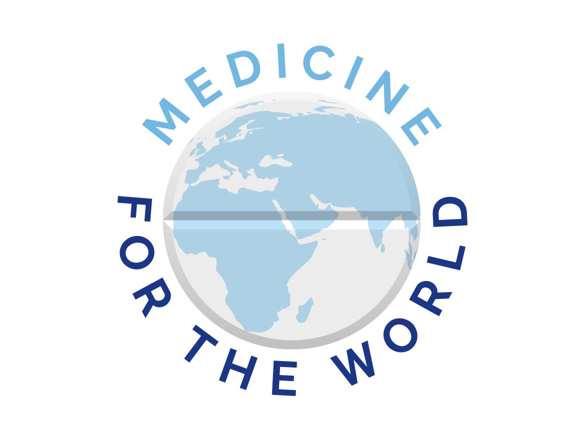 Medicine For The World Logo Design