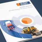 Multiple Hauliers A4 Brochure Cover