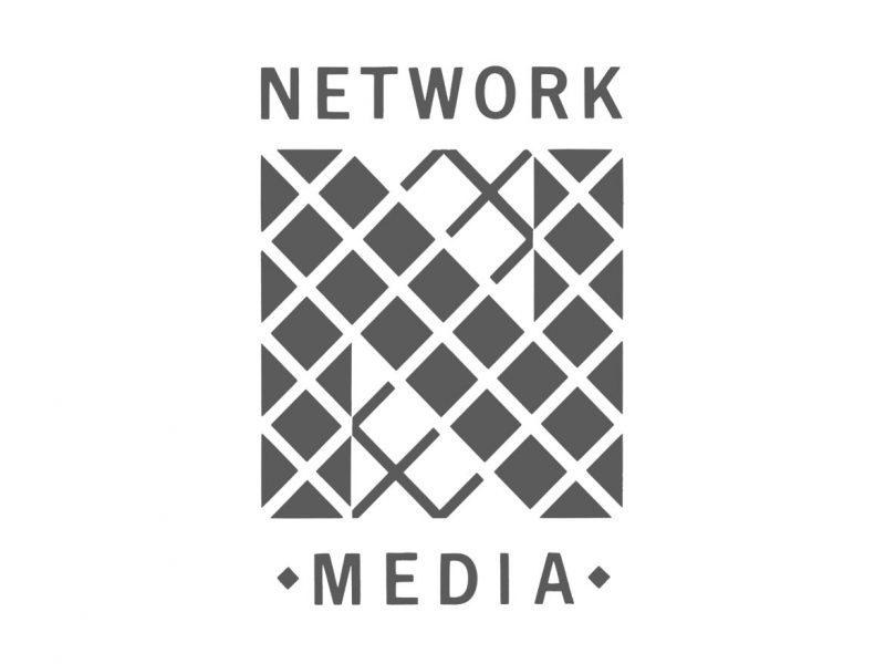 Network Media Logo Design