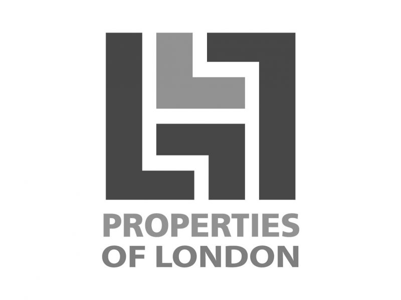 Properties of London Logo Design