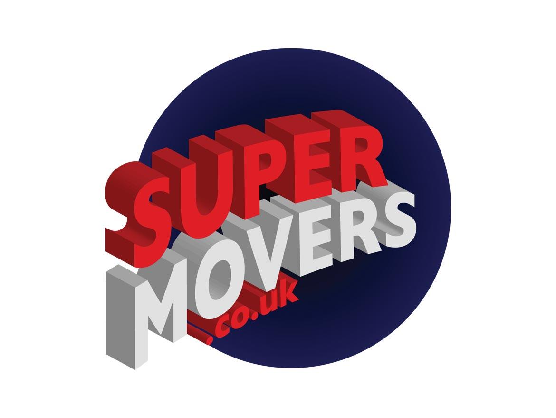 Super Movers Logo Design