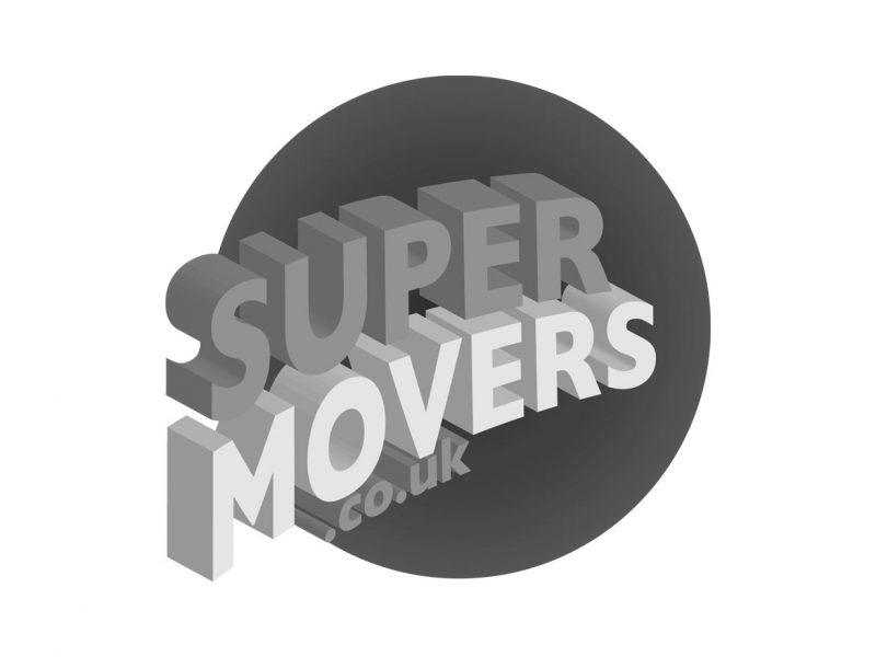 Super Movers Logo Design
