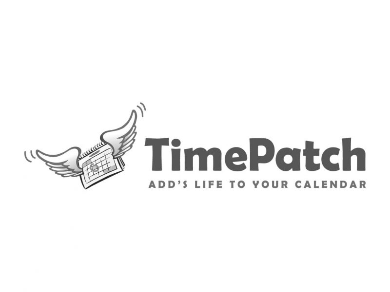TimePatch Logo Design