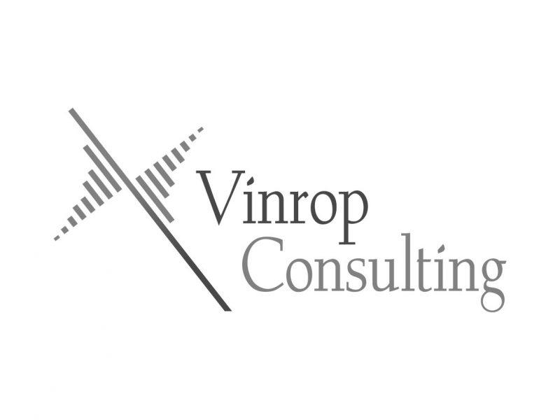 Vinrop Consulting Logo Design