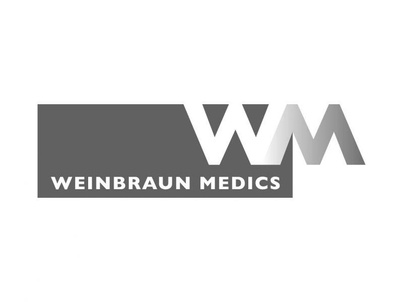Weinbraun Medics Logo Design