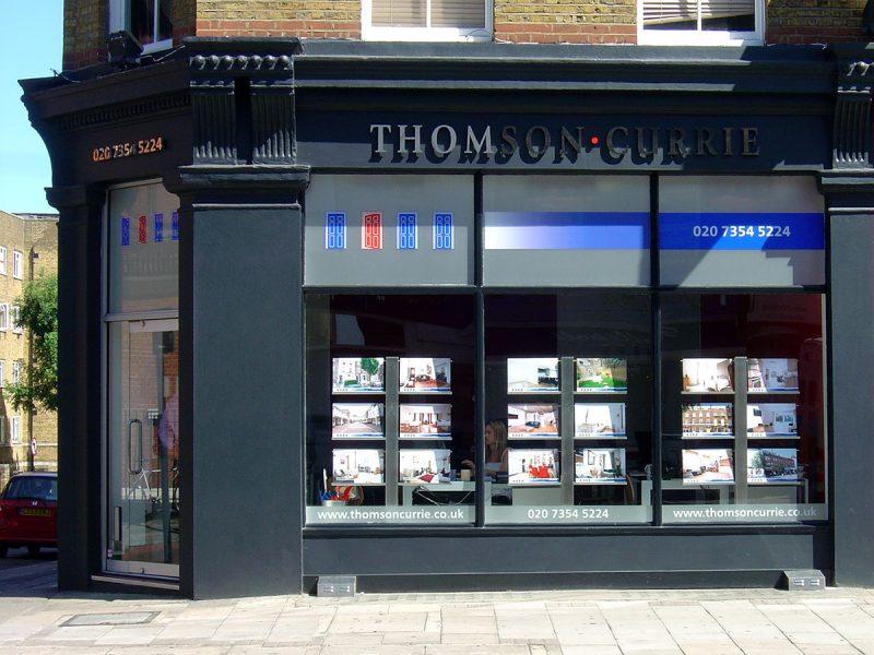 Thomson Currie Retail Design Exterior