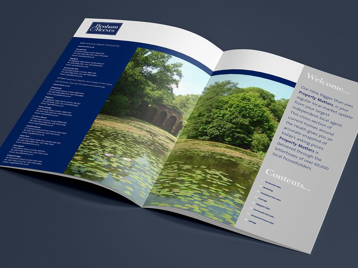 Benham & Reeves Property Matters Brochure