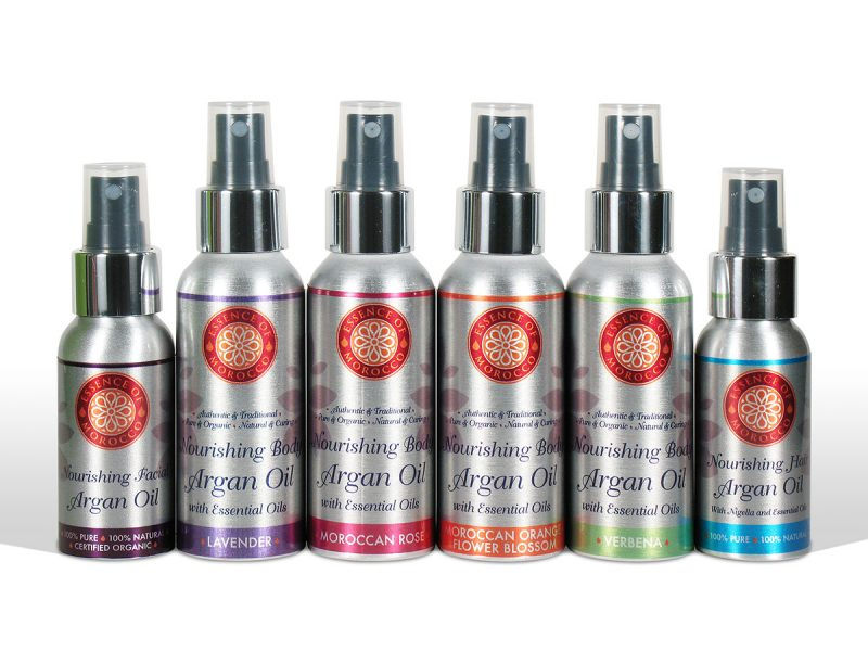 Essence of Morocco Argan Oils