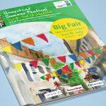 Hampstead Summer Festival 2014 Brochure Cover