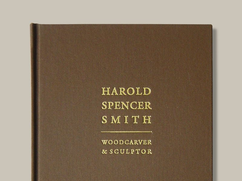 Harold Spencer-Smith Book