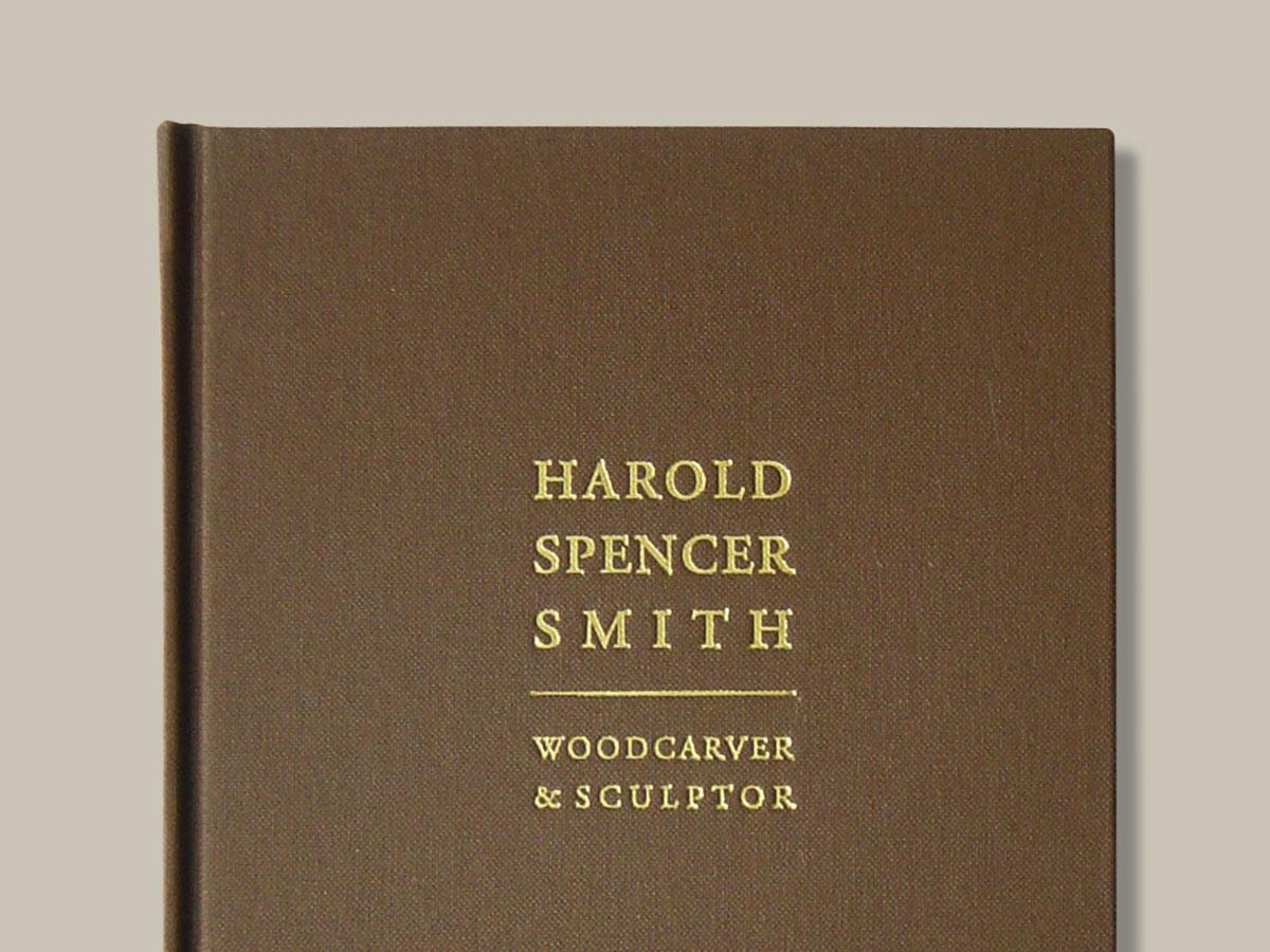 Harold Spencer-Smith Book