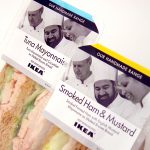 IKEA Sandwich Packaging Design
