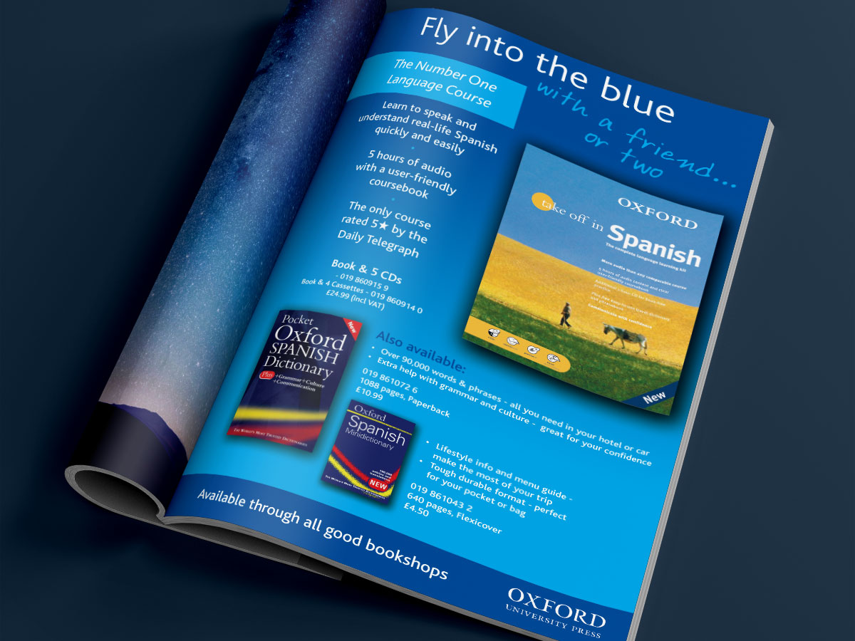 Oxford University Press Advert