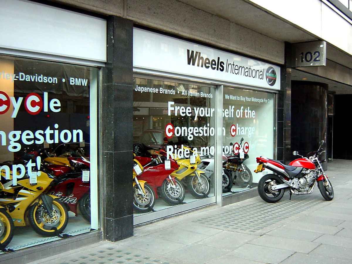 Wheels International Retail Design