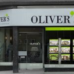 Oliver's Estate Agents Shop Front Design