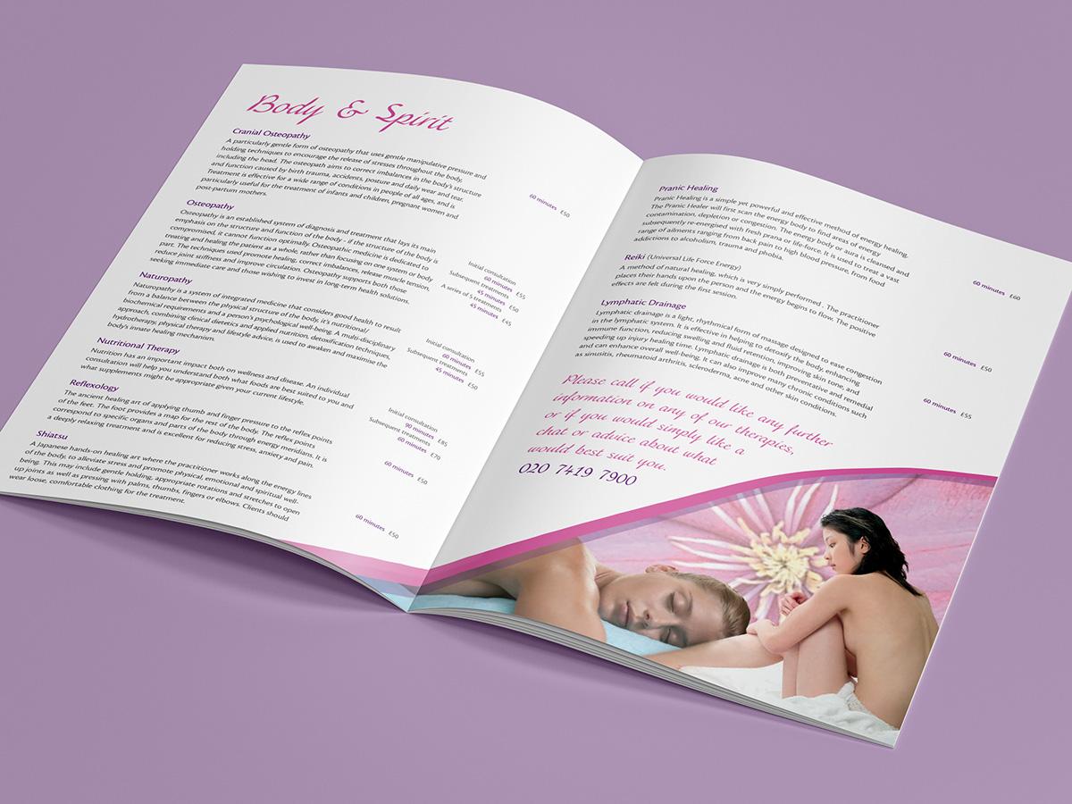BodyMatters A5 Leaflet