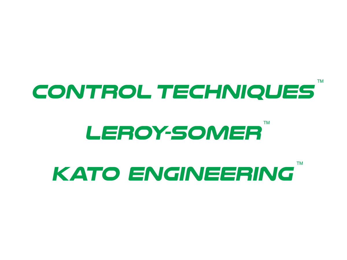 Control Techniques Logo Design
