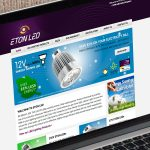 Eton LED Website Design