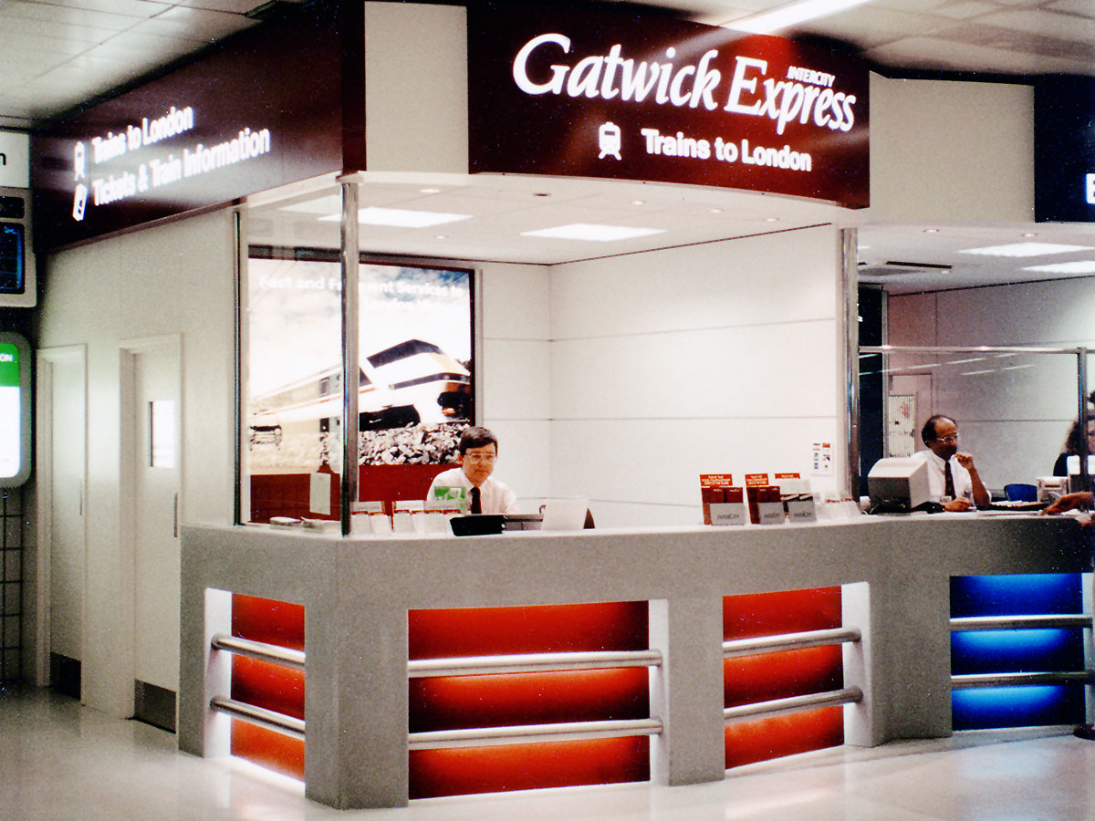 Gatwick Express Unit Design
