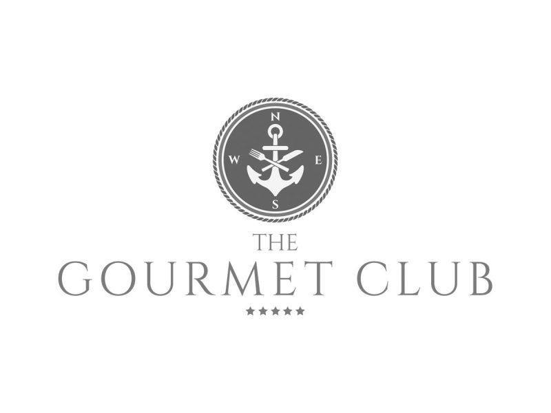 The Gourmet Club Logo Design