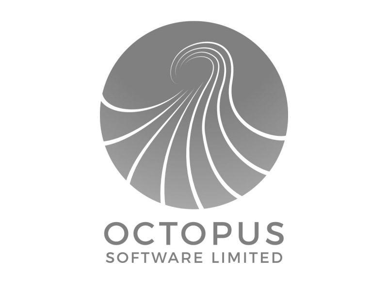 Octopus Software Logo Design